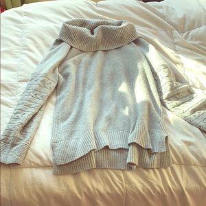 Calvin Klein grey turtle neck sweater